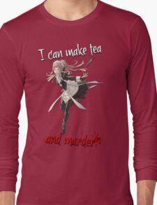 Fire Emblem Fates - Felicia (Tea & Murder) Long Sleeve T-Shirt