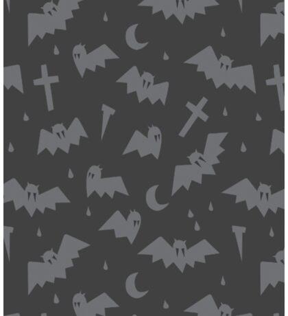 Spooky Bats  Sticker