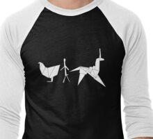 Gaff's Origami Men's Baseball ¾ T-Shirt