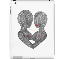 Strong Ties of Love iPad Case/Skin