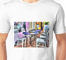 Table for Six Unisex T-Shirt