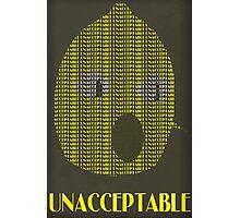 Lemongrab - Adventure Time Photographic Print