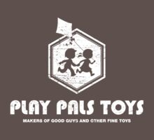 Play Pals Toys (aged look) One Piece - Short Sleeve