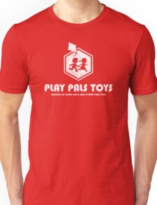 Play Pals Toys (aged look) Unisex T-Shirt