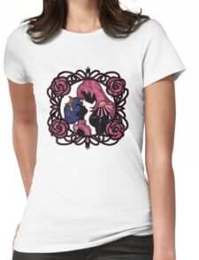 Utena x Anthy Womens Fitted T-Shirt