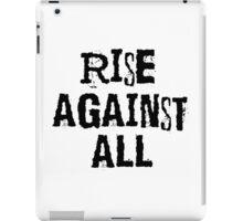 Punk Rock Music Revolution Rebel T-Shirts iPad Case/Skin