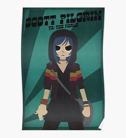 Ramona - Scott Pilgrim Vs. The World Poster