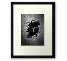 Witchcraft ~gothic edit~ Framed Print