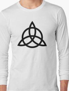 John Paul Jones Led Zeppelin Symbol Long Sleeve T-Shirt
