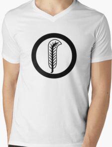 Robert Plant led zeppelin symbol Mens V-Neck T-Shirt