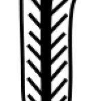 Robert Plant led zeppelin symbol Sticker