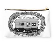Put Down Roots Studio Pouch