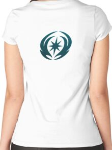 Fire Emblem Fates - Revelation Valla Symbol Women's Fitted Scoop T-Shirt
