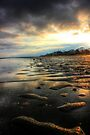 East Beach Sunset by Vicki Spindler (VHS Photography)