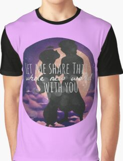 A Whole New World Graphic T-Shirt