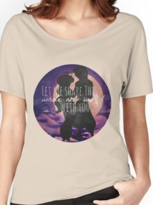 A Whole New World Women's Relaxed Fit T-Shirt