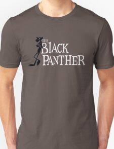 The Black Panther/Pink Panther Cross-over T-Shirt