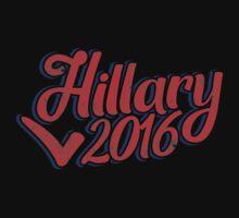 Hillary 2016 Baby Tee