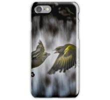 ornitological nightmare iPhone Case/Skin