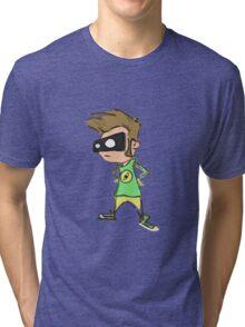 Pensive Chip Tri-blend T-Shirt