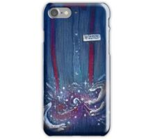 Dr Who Here to Help iPhone Case/Skin