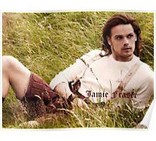 Outlander / Jamie Fraser Poster