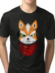 Fox Zero Shooter Tri-blend T-Shirt