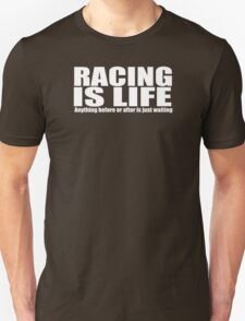 racing motor bike Unisex T-Shirt