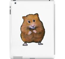Little Hamster: Original Art, Standing Hamster iPad Case/Skin