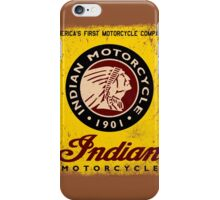 Indian Motorcycles iPhone Case/Skin