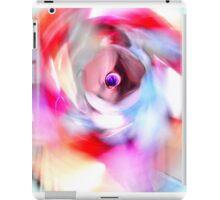 Pinwheel in the Wind iPad Case/Skin