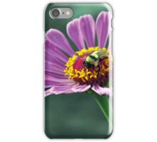 Hungry Bumble Bee iPhone Case/Skin