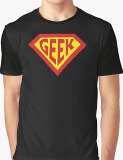 Super Geek Graphic T-Shirt