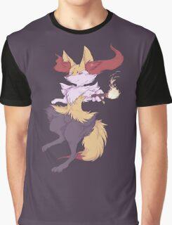 Wizard Vixen Graphic T-Shirt