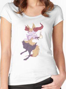 Wizard Vixen Women's Fitted Scoop T-Shirt