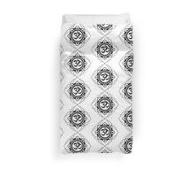 Yoga Ohm Mandala Duvet Cover