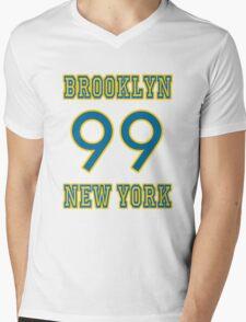 New York 99 Mens V-Neck T-Shirt