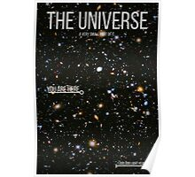 THE UNIVERSE⎜SPACE⎜TIME⎜SCIENCE Poster