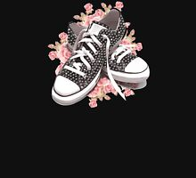 TRAINERS AND FLOWERS DIAMONTES Unisex T-Shirt