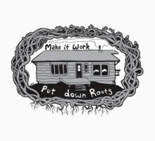 Put Down Roots Kids Tee
