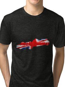United Kingdom F1 Tri-blend T-Shirt