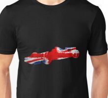 United Kingdom F1 Unisex T-Shirt