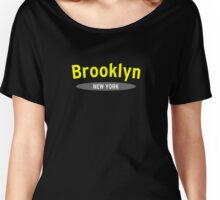 The Big Apple NYC 99 Women's Relaxed Fit T-Shirt