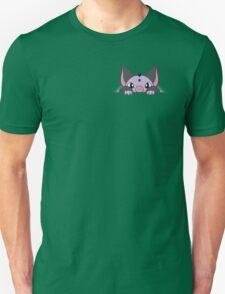 Peek-a-Boopig Unisex T-Shirt