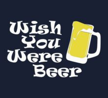 Wish You Were Beer One Piece - Long Sleeve