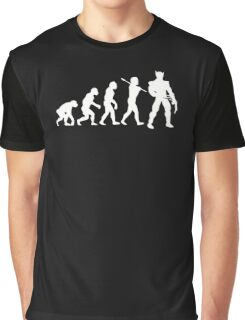 Wolverine Evolution Graphic T-Shirt