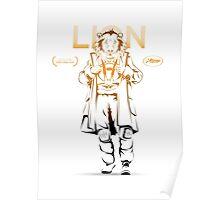 LionMan Poster