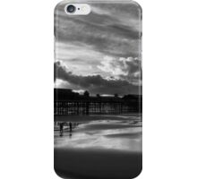 Blackpool Central Pier iPhone Case/Skin