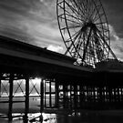 Blackpool Central Pier 2 by Emma Tiley