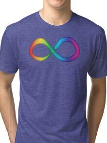 Neurodiversity Serpent Tri-blend T-Shirt